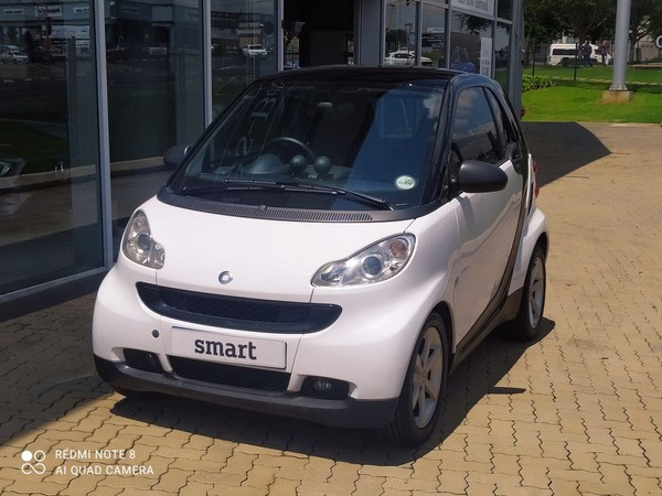 2011 Smart Coupe Pulse Mhd  Gauteng Centurion_0