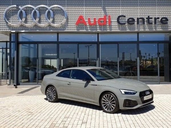 2021 Audi A5 2.0 TDI Stronic Quattro S Line 40 TDI Western Cape Century City_0