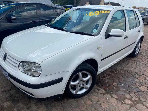 2000 Volkswagen Golf 4 1.6 Comfortline  Gauteng Boksburg_0
