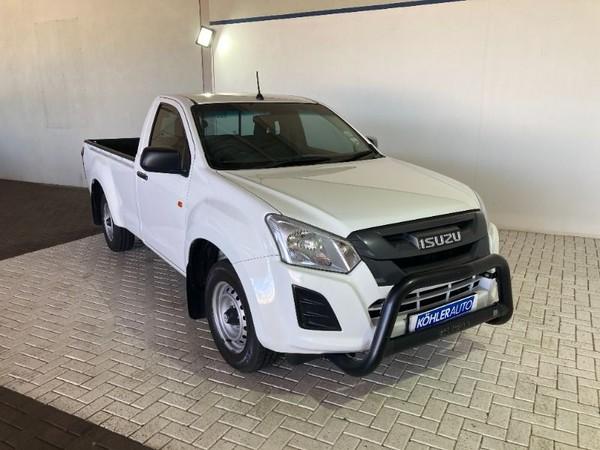 2019 Isuzu D-MAX 250C SC CC Mpumalanga Witbank_0