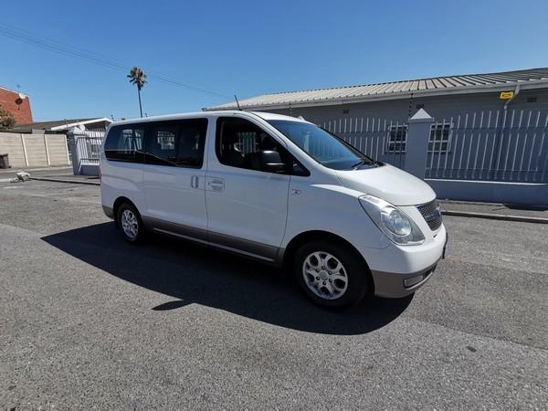 2013 Hyundai H1 2.5 Crdi Wagon At  Western Cape Parow_0