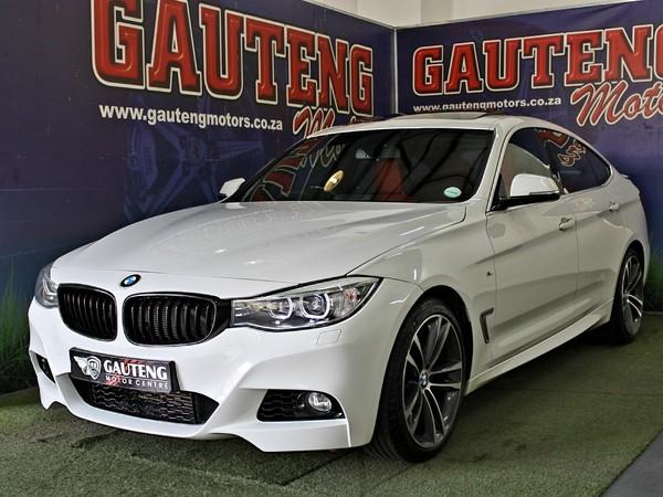 2014 BMW 3 Series 320d GT M Sport Auto Gauteng Pretoria_0