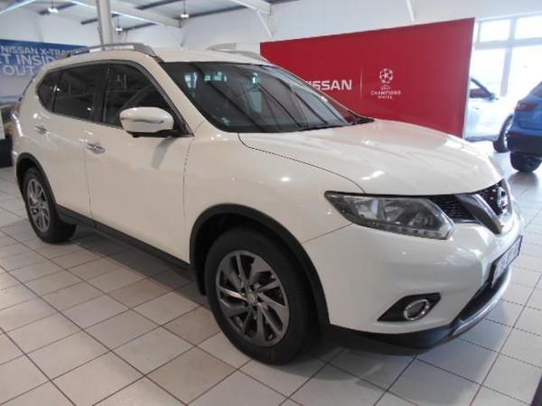 2017 Nissan X-Trail 2.5 SE 4X4 CVT T32 Western Cape Cape Town_0