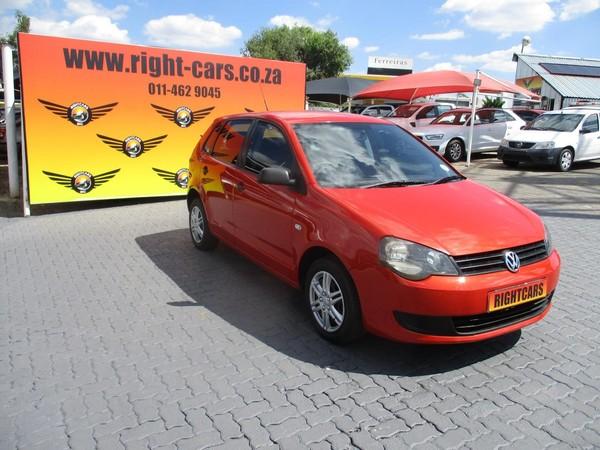 2011 Volkswagen Polo Vivo 1.4 Trendline 5Dr Gauteng North Riding_0