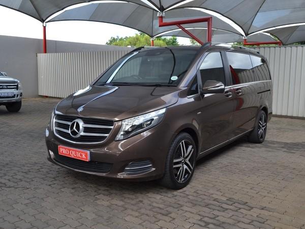 2015 Mercedes-Benz V-Class V250 Bluetech Avantgarde Auto Gauteng Pretoria_0