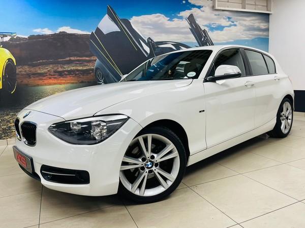 2013 BMW 1 Series 118i Sport Line 5dr At f20  Gauteng Benoni_0