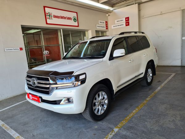 2019 Toyota Land Cruiser 200 V8 4.5D VX-R Auto Western Cape Swellendam_0