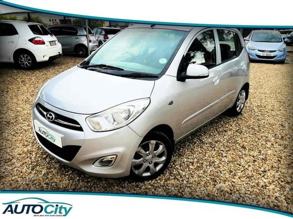 2011 Hyundai i10 1.1 Gls  Western Cape Bellville_0