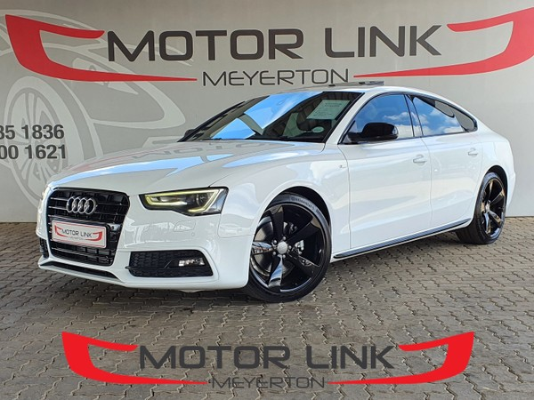 2017 Audi A5 2.0 Tdi Multi S LINE BLACK EDITION  Gauteng Meyerton_0