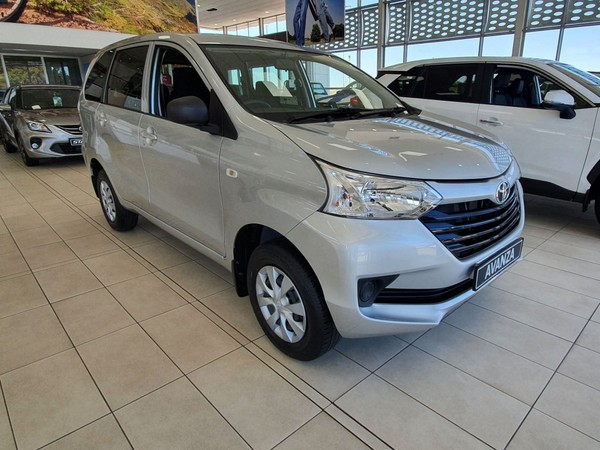 2021 Toyota Avanza 1.3 S Western Cape Table View_0