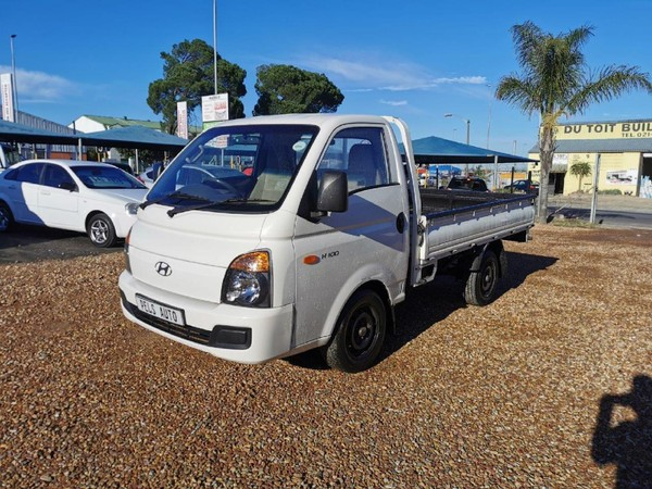 2016 Hyundai H100 Bakkie 2.6d Fc Ds  Western Cape Kraaifontein_0
