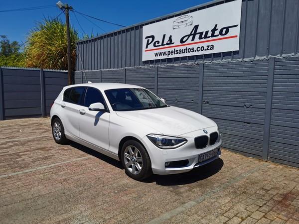 2014 BMW 1 Series 118i 5dr At f20  Western Cape Kraaifontein_0