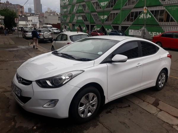 2012 Hyundai Elantra 1.6 Premium Gauteng Jeppestown_0