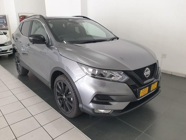 2021 Nissan Qashqai 1.2T Midnight CVT Gauteng Centurion_0