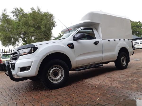 2018 Ford Ranger 2.2TDCi XL 4X4 Single Cab Bakkie Gauteng Germiston_0