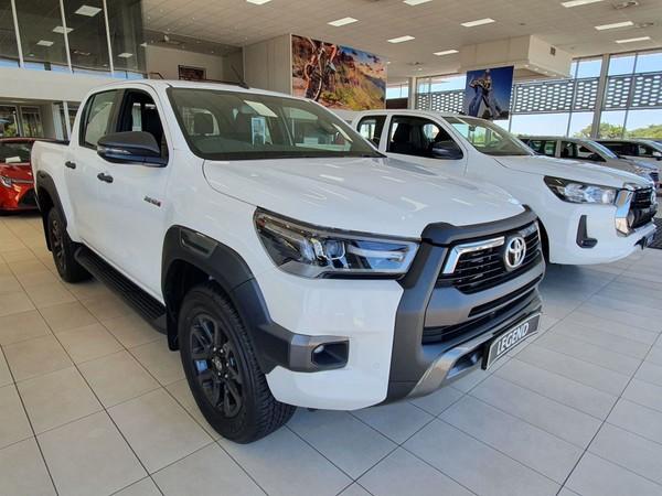 2021 Toyota Hilux 2.8 GD-6 RB Legend Double Cab Bakkie Western Cape Table View_0
