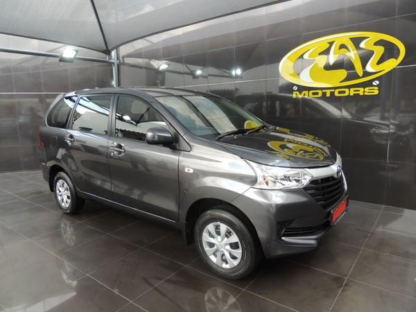 2021 Toyota Avanza 1.5 SX Gauteng Vereeniging_0