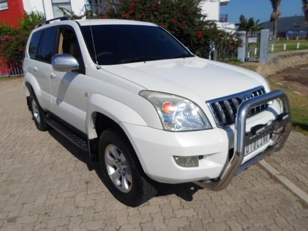 2004 Toyota Prado Vx 4.0 V6 At  Western Cape Knysna_0