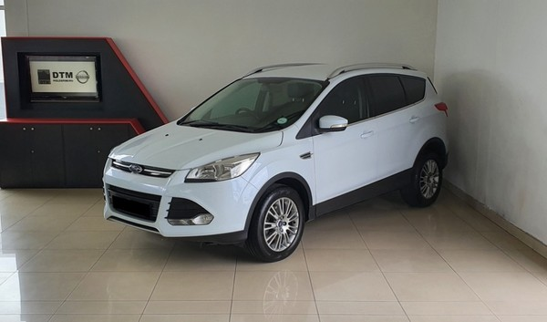 2013 Ford Kuga 1.6 Ecoboost Trend Western Cape Strand_0
