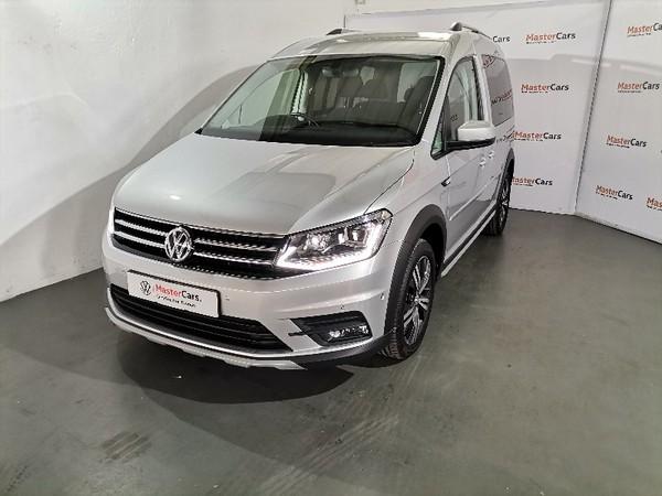 2019 Volkswagen Caddy Alltrack 2.0 TDI DSG 103kW Mpumalanga Nelspruit_0