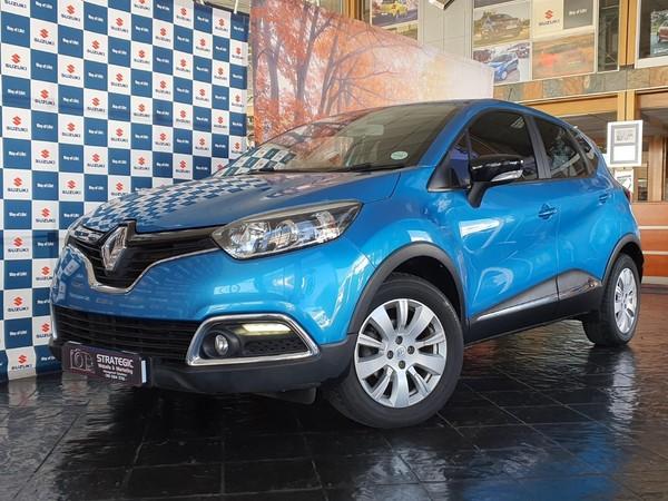 2015 Renault Captur 900T expression 5-Door 66KW Gauteng Rosettenville_0