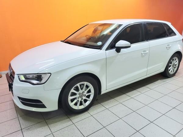 2014 Audi A3 Sportback 1.4TFSI S Kwazulu Natal Durban_0