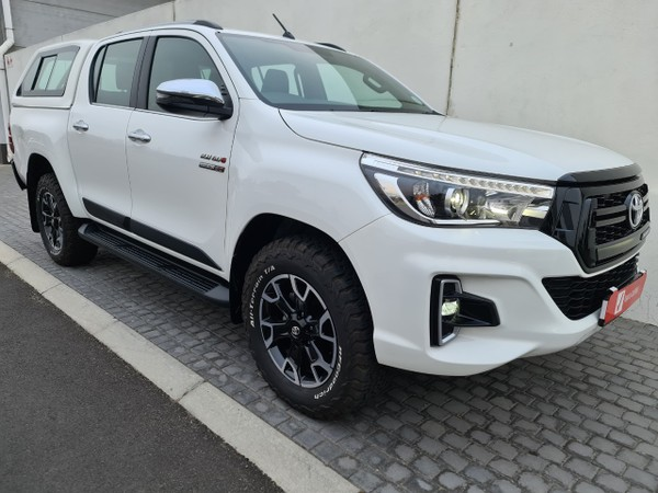 2019 Toyota Hilux 2.8 GD-6 RB Auto Raider Double Cab Bakkie Western Cape Table View_0