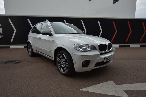 2013 BMW X5 Xdrive30d M-sport At  Gauteng Pretoria_0