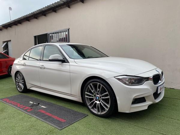 2013 BMW 3 Series 320i M Sport Auto Gauteng Boksburg_0