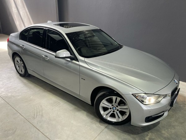 2014 BMW 3 Series 320d Sport Line At f30  Gauteng Midrand_0