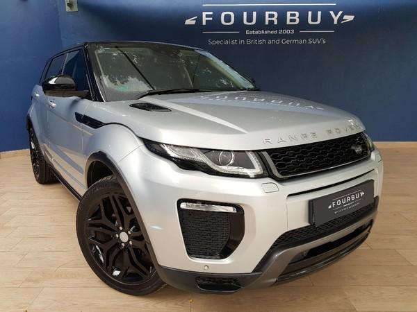 2016 Land Rover Evoque 2.0 Si4 HSE Dynamic Gauteng Four Ways_0
