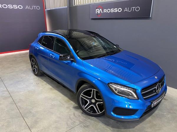 2015 Mercedes-Benz GLA 250 4Matic Gauteng Midrand_0