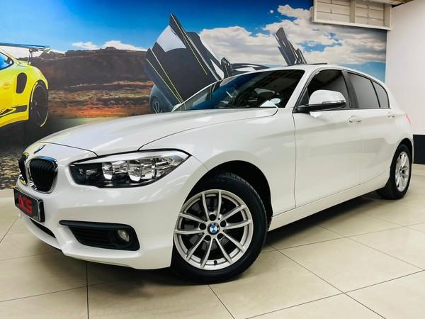 2017 BMW 1 Series 120i SPORTLINE AUTO SUNROOF 42000KMS Gauteng Benoni_0