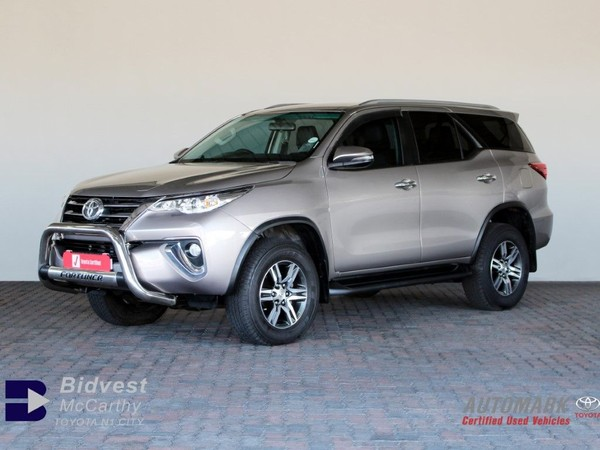 2018 Toyota Fortuner 2.4GD-6 RB Auto Western Cape Goodwood_0
