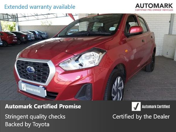 2019 Datsun Go 1.2 MID Eastern Cape King Williams Town_0