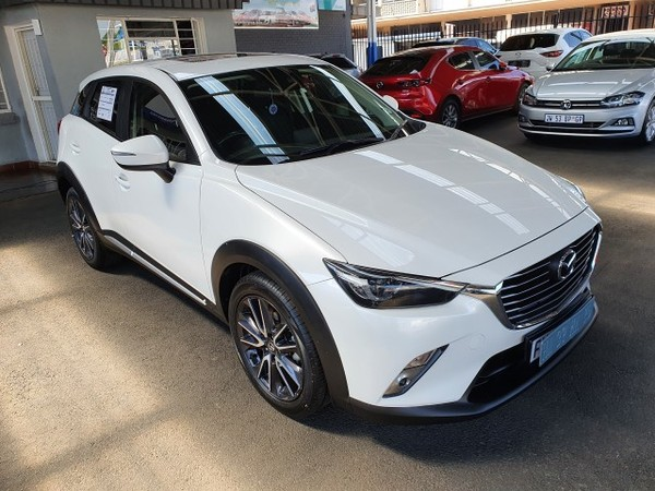 2017 Mazda CX-3 2.0 Individual Plus Auto Gauteng Rosettenville_0