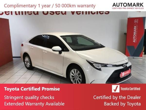 2021 Toyota Corolla 1.8 XS CVT Gauteng Springs_0