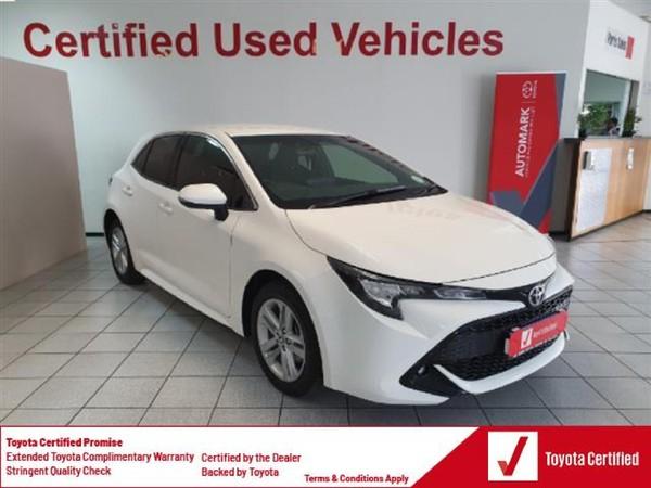 2021 Toyota Corolla 1.2T XS CVT 5-Door Gauteng Springs_0