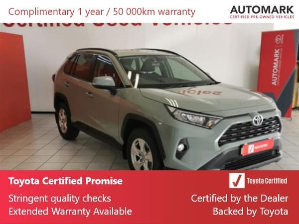 2021 Toyota RAV4 2.0 GX Gauteng Springs_0