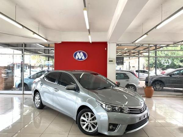 2015 Toyota Corolla 1.8 Exclusive CVT Gauteng Vereeniging_0