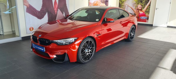 2018 BMW M4 Coupe M-DCT Competition Gauteng Sandton_0