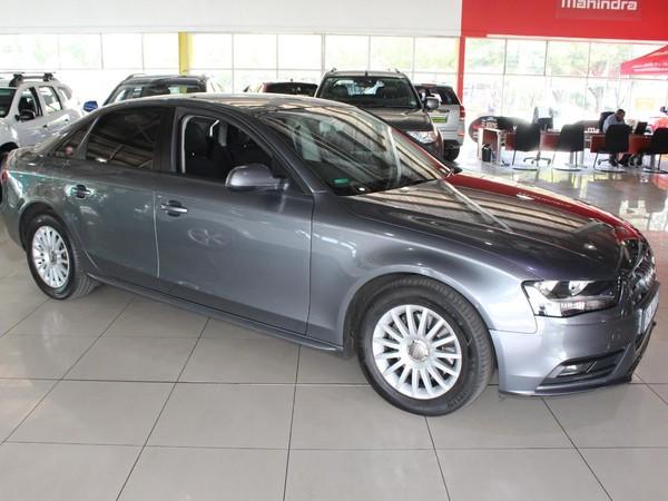 2013 Audi A4 2.0 Tdi Se Multitronic  Gauteng Alberton_0