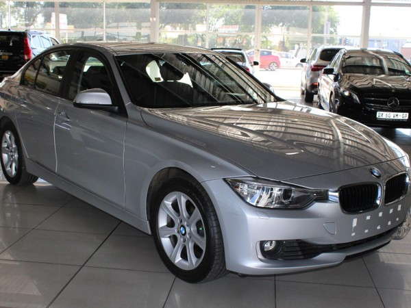 2013 BMW 3 Series 320i  At f30  Gauteng Alberton_0