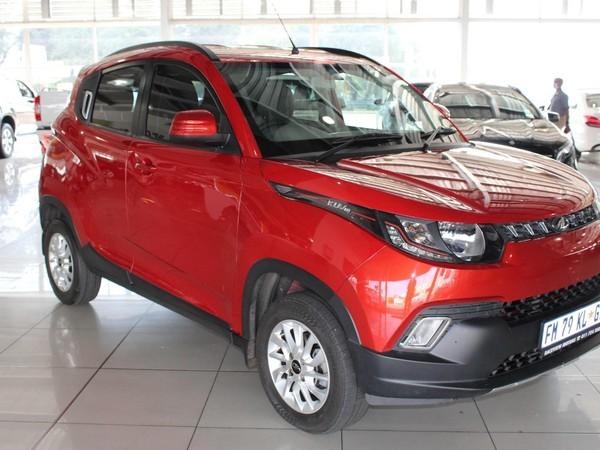2016 Mahindra KUV 100 1.2 K8 Gauteng Alberton_0