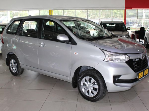 2021 Toyota Avanza 1.3 SX Gauteng Alberton_0