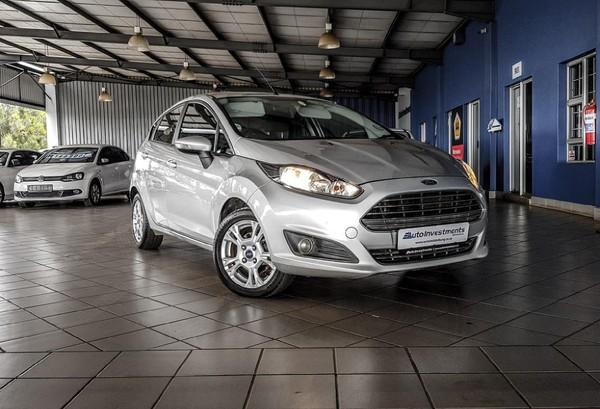 2014 Ford Fiesta 1.6 Tdci Trend 5dr  Mpumalanga Middelburg_0