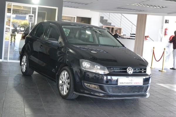 2010 Volkswagen Polo 1.6 Comfortline Tip 5dr  Gauteng Roodepoort_0