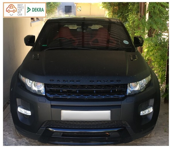 2012 Land Rover Evoque 2.0 Si4 Dynamic Coupe  Western Cape Goodwood_0