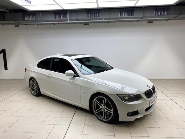 2010 BMW 3 Series 335i Coupe Sport At e92  Western Cape Cape Town_0