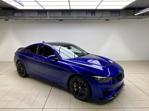 2019 BMW M4 CS Coupe M-DCT Western Cape Cape Town_0